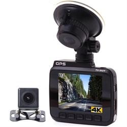 Видеорегистратор Vizant 220 4К с GPS