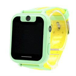 Умные часы Smart Kid Watch X Green