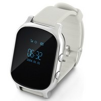 Умные часы Smart Kid Watch T58 Silver