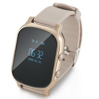 Умные часы Smart Kid Watch T58 Gold