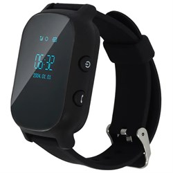 Умные часы Smart Kid Watch T58 Black