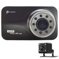 Видеорегистратор BlackBOX DVR T639 FullHD 1080P Dual Lens