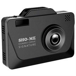 Видеорегистратор Sho-Me Combo Drive Signature GPS/GLONASS