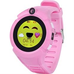 Умные часы Smart Kid Watch Q360 Pink