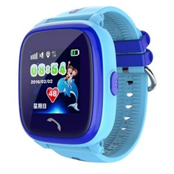 Умные часы Smart Kid Watch V59G Blue