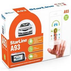 Автосигнализация StarLine Twage A93 GSM