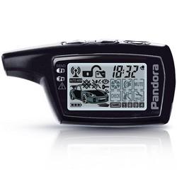 Брелок-Пейджер Pandora LCD D-073 Black DXL-3210, 3500, 3700, 3250, 3290