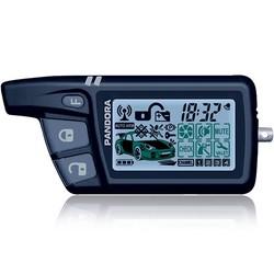 Брелок-Пейджер Pandora LCD D-154 1870, 2500